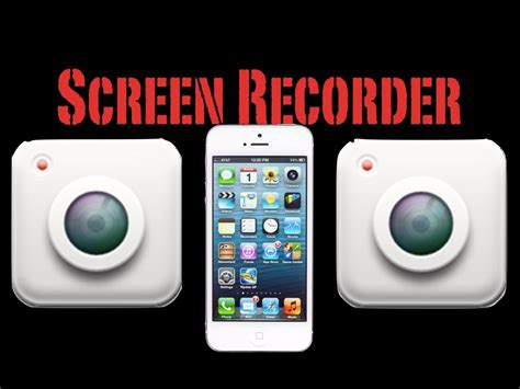 phone screen recorder iphone free iphone screen recorder 2014 no jailbreak required
