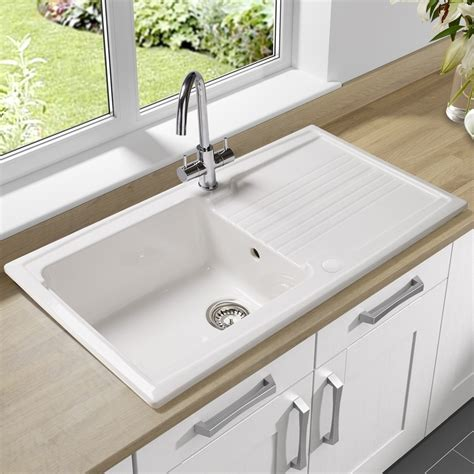 home decor white porcelain kitchen sink small stainless steel sinks contemporary small