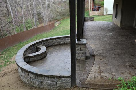 sted concrete or pavers why not both
