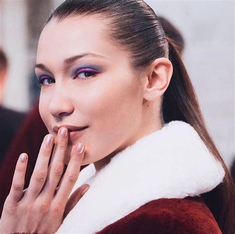 Bella Hadid Makeup | #bellahadid #makeup #eyemakeup ...