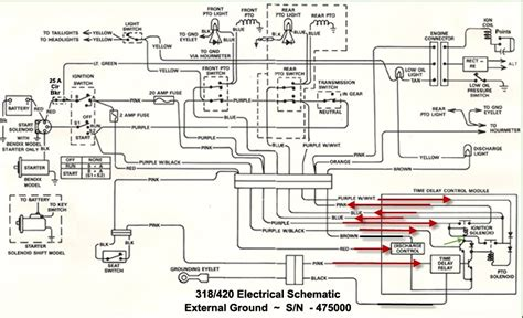 Deere 950 Wiring Diagram by Photos For Deere 332 Fuel System Parts Diagram