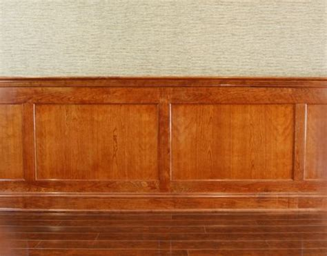 Custom Wainscoting Panels by Custom Recessed Panel Wainscoting By Fanatic Finish