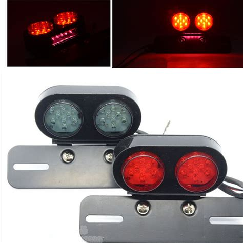 brake light inspection cost new universal waterproof modified motorcycle motorcycle