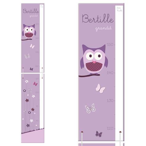 chambre mauve et bleu toise originale violette et pour les petites demoiselles