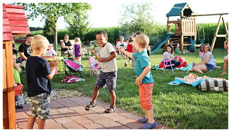Birthday Party Ideas For Year Children-babypregnancycare