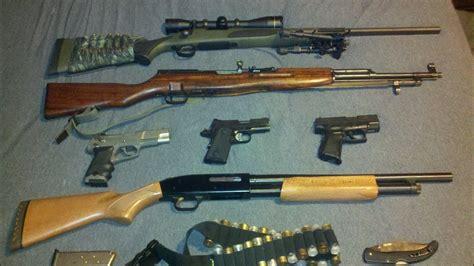 guns survival defense shtf gun self arsenal weapons beginners knives should
