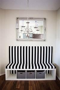 Sitzbank Mit Aufbewahrung Ikea : so machst du aus deinem ikea kallax regal eine coole sitzbank ikea hacks pimps blog new ~ Markanthonyermac.com Haus und Dekorationen