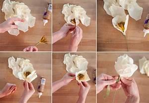 Blüten Aus Papier : 53 anleitungen f r origami blume so werden sie einzigartige blumen basteln deko feiern ~ Eleganceandgraceweddings.com Haus und Dekorationen
