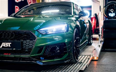 Audi Rs5 4k Wallpapers by Wallpapers 4k Abt Audi Rs5 R Abt Sportsline