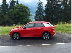 2017 Audi Q2 Review photos CarAdvice