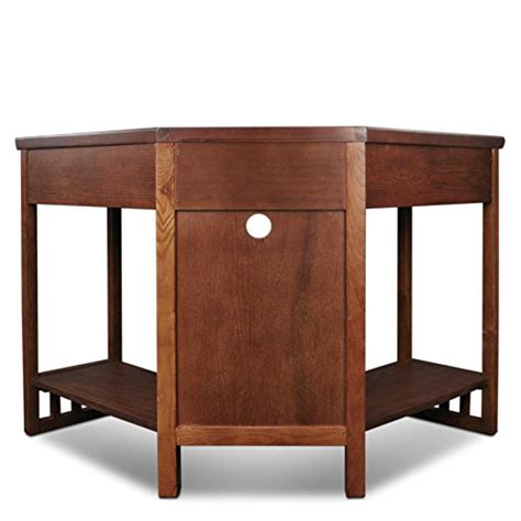 Leick Corner Computer And Writing Desk, Mission Oak Finish. Leather Desk Tray. Simple Help Desk Software. Antique Mahogany Dining Table. Kids Desk Bed. Stand Up Desk Addition. Office Desks Phoenix. Pictures Of Antique Desks. Help Desk Tier 1
