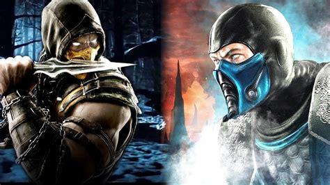 The Scorpion and SubZero Story YouTube