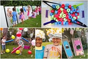 Jeux Exterieur Anniversaire : jeux exterieur pour anniversaire wq48 montrealeast ~ Melissatoandfro.com Idées de Décoration