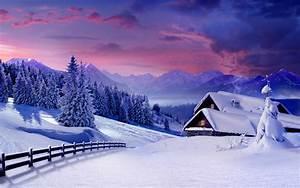 Widescreen Wallpaper Winter #39946 Hd Wallpapers ...