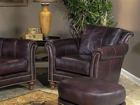 Bradington Richardson Leather Sofa by Richardson Leather Chair By Bradington 866
