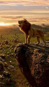 The Lion King (2019) Phone Wallpaper   Moviemania   Lion ...