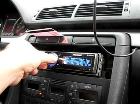 audi  avant sound customs car audio digital designs