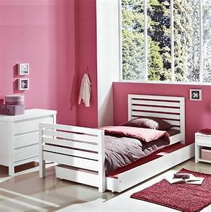 3 suisses chambre enfant photo 4 15 chambre rose et With chambre blanche et rose