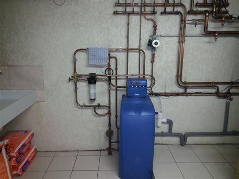 installation d un adoucisseur d eau permo sur la commune de pommiers plombier chauffagiste