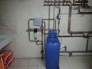 Adoucisseur Pour Chauffe Eau : installation d 39 un adoucisseur d 39 eau permo sur la commune ~ Edinachiropracticcenter.com Idées de Décoration