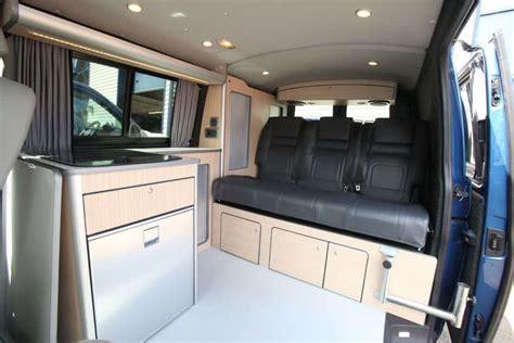 Full width over bed locker for low roof VW T5 (S)   EVO Design