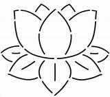 Lily Pad Quilting Stencil Coloring Stencils Border Template Mosaique Mandalas Mosaic Blumenhandwerk Druckvorlagen Tod Buntglasmuster Drawing Verre Pochoirs Courtepointe Rupestre sketch template