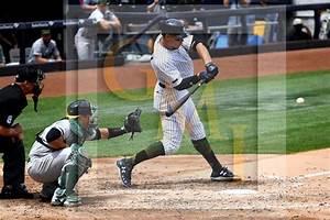 Aaron Judge hits his first career grand slam home run ...