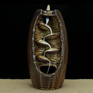 Online Get Cheap Smoke Cone Tower Incense Burner