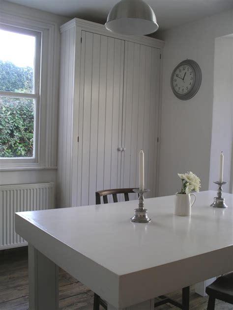 modern rustic kitchen hand built  peter henderson