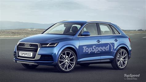 2016 Audi Q1 Review  Top Speed