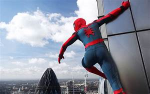 Spiderman Homecoming 4K Movie Wallpapers