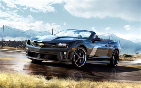 black convertible black convertible chevy camaro 8997 wallpaper