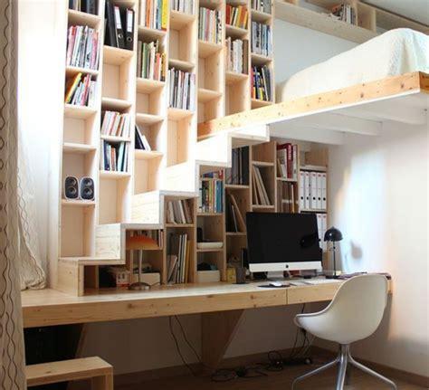bureau en mezzanine 1001 solutions pour l 39 équipement de vos petits espaces