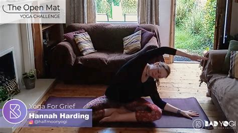 I love to learn from other. Day 45 Open Mat Challenge: Yoga For Grief - Bad Yogi Blog