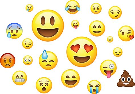 emoji pack   wall art stickers emoticon emojis faces