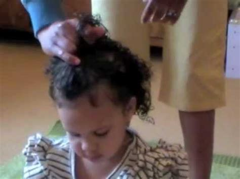 styling mixed race curly kids hair  original sprout