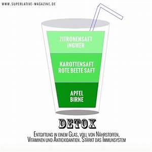 Detox Smoothie Rezepte Zum Abnehmen : detox smoothie zum entgiften 1 tl spirulina optional 2 el frischer zitronensaft 2 tl gehackter ~ Frokenaadalensverden.com Haus und Dekorationen