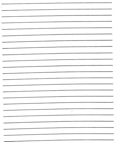 Printable Stationary Paper With Lines  Joy Studio Design