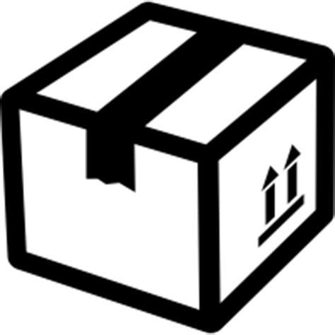 mailbox icon transparent box icons noun project
