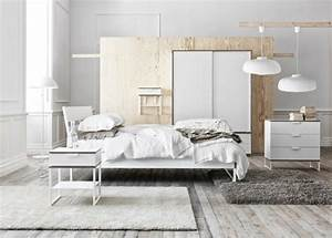 Ide Dco Chambre Adulte 100 Suggestions En Blanc