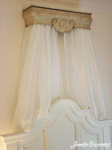 Headboard Ideas   DIY Home Decor   Pinterest   Bed crown