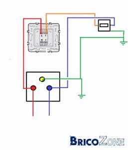 Montage Prise Electrique : prise electrique interrupteur ~ Melissatoandfro.com Idées de Décoration