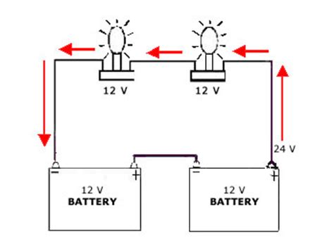 On 24 Volt Battery System Wiring Diagram by 6 Volt Battery Wiring Diagram For Coach Wiring