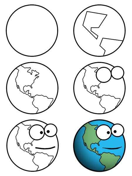 cwargubuh cartoon pictures   earth