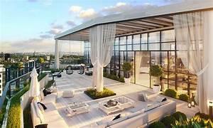 Terrazzo Moderno  30 Idee Per Un Arredamento Di Design Nel