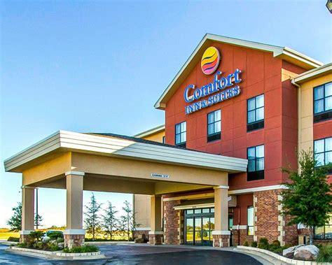 Comfort Inn & Suites, Shawnee Oklahoma (ok