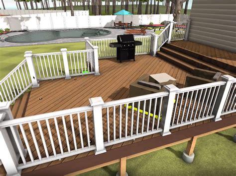 Deck Designer  Deck Design Tool  Augmented Reality Azek