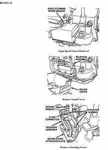Repair Manual Transmission Shift Solenoid 1998 Chrysler