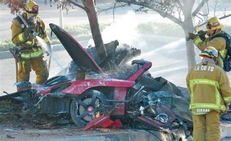 Paul Walker Killed in Car Crash » AutoGuide.com News