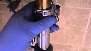 How To Fix A Clogged Bathroom Sink Drain    Waste Pipe